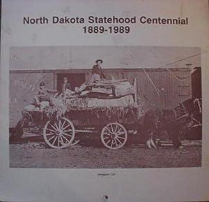 North Dakota Statehood Centennial 1889-1989 Calendar