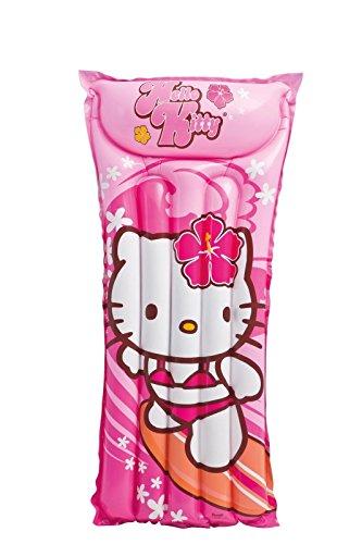 NEW-Sanrio-Hello-Kitty-Swim-Mat-Intex-Swimming-Pool-Inflatable-Kids-Float-Lounge
