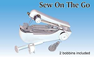 Sew-on-the-go Portable Sewing Machine from Regal