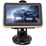 Noza Tec GPS Voiture 4.3 Pouces Ecran Tactile