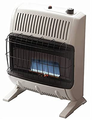 Mr. Heater Corporation Vent Free Flame Natural Gas Heater