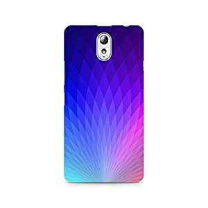 Ebby The Glowing Lotus Premium Printed Case For Lenovo Vibe P1M