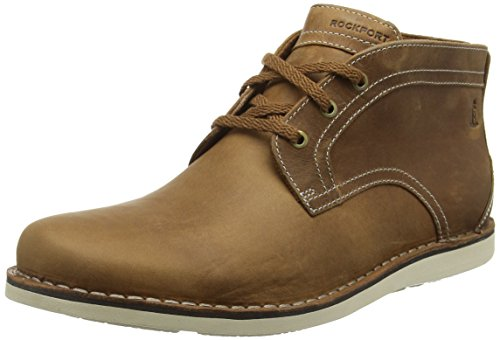 RockportPt - Stivaletti uomo , Marrone (Brown (New Caramel)), 41