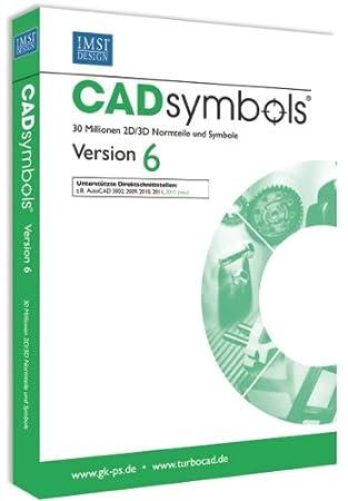 TurboCAD CADsymbols V6