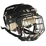 New CCM V05 ice hockey helmet combo w...