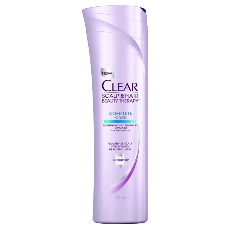 Clear Scalp & Hair Beauty Therapy Complete Care Anti-Dandruff Shampoo