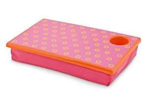 All For Color Sorbet Spots Lap Desk from All For Color