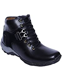 Desi Juta New Latest Fashion Flair Casual Boots Derby Shoes For Men/Mens/Men's