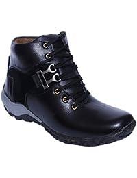 Desi Juta New Latest Fashion Flair Casual Boots Derby Shoes For Men/Mens/Men's