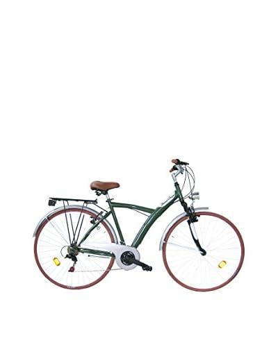 Gianni Bugno Bicicletta Ayx28221Ca.16 Verde Scuro