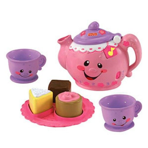 Fisher-Price Laugh & Learn Say Please Tea Set 1 Ea