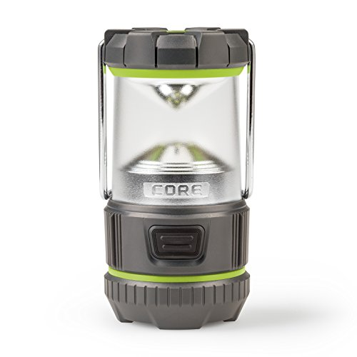 CORE 85 Lumen CREE LED Mini Battery Lantern, 3 AA, Camp Lantern, Emergency Lantern (Mini Led Lantern compare prices)