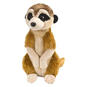 Wild Republic Cuddlekins 12 - Meerkat