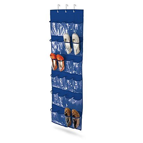 honey-can-do-international-sft-01278-24-pocket-over-the-door-shoe-organizer-fabric-blue