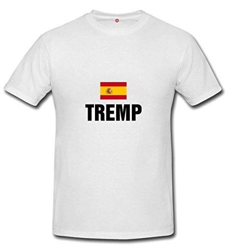 T-shirt Città di TREMP