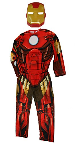 Rubies Iron Man Boys Costume [880608]