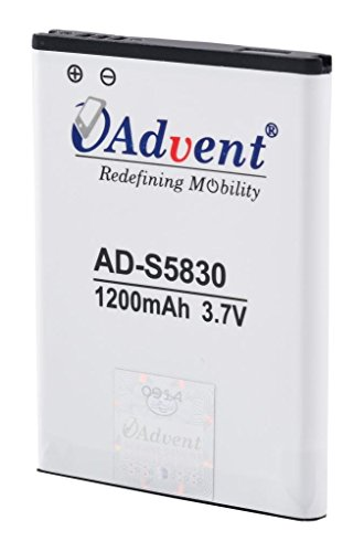 Advent AD-S5830 1200mAh Battery
