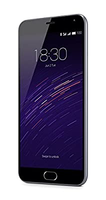 Meizu m2 Note (Grey, 16 GB)