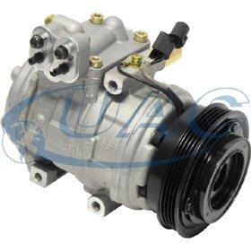 For Dodge Dakota 02-03 Durango A//C Compressor w// Clutch New Premium Aftermarket