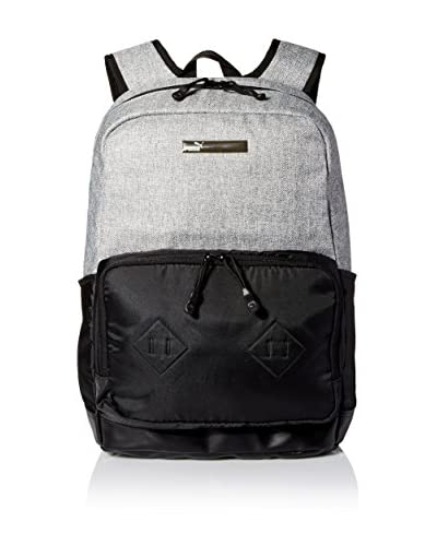 PUMA Men's Outlier Backpack, Black/Gray