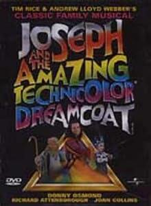 Joseph And The Amazing Technicolor Dreamcoat [DVD] [1999]