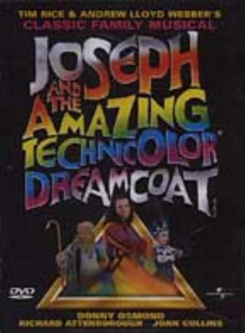 Joseph and The Amazing Technicolour Dreamcoat [DVD] [1999]