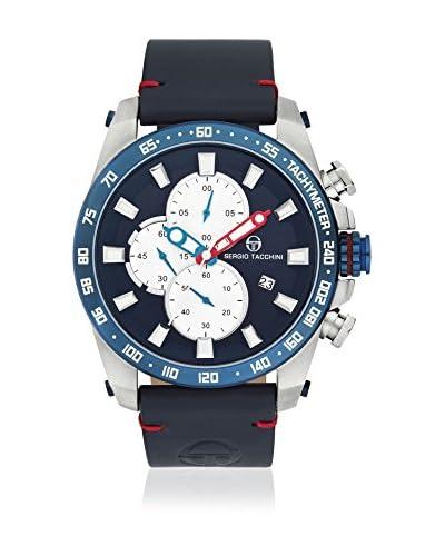 Sergio Tacchini Reloj de cuarzo Man Azul Marino 46 mm
