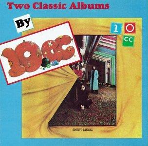 10cc - 10cc / Sheet Music - Zortam Music