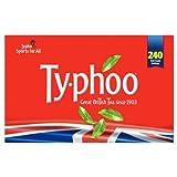 Typhoo 240 Teabags 750g