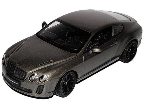 bentley-continental-supersports-coupe-grau-1-24-welly-modell-auto-mit-individiuellem-wunschkennzeich