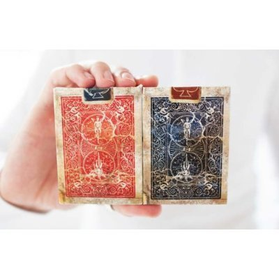 Bicycle 1800 Vintage Series Playing Cards 2 Deck Set by Ellusionist 1