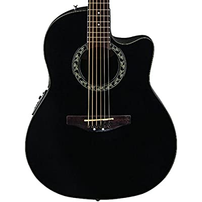Ovation Applause Balladeer Cutaway Dreadnought Acoustic-Electric Guitar from Applause