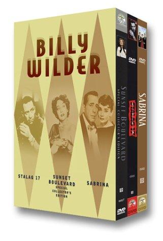 Billy Wilder DVD Collection (Sunset Boulevard/Stalag 17/Sabrina)