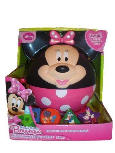Disney Minnie Bow-tique Shape Sorter - 1