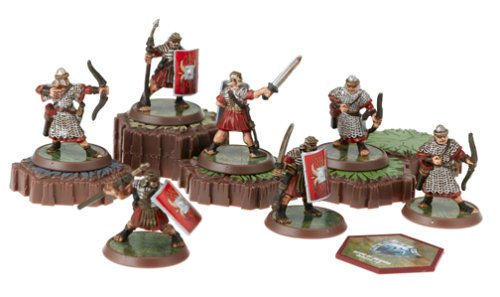 Buy Low Price Hasbro Heroscape Expansion Set Assortment Roman Legion Figure (B00068S7EC)