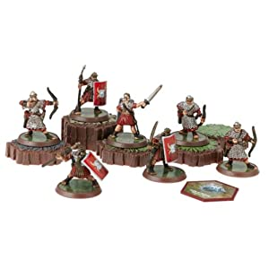 Heroscape Expansion Set Assortment Roman Legion