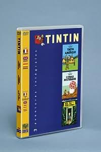 Les Aventures de Tintin : Tintin en Amérique / L'Etoile mystérieuse / Vol 714 pour Sidney