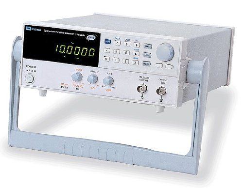 Gw Instek Sfg-2004 Dds Function Generator With 9 Digit Led Display, 0.1Hz To 4Mhz Frequency