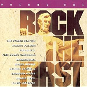 Various Artists-Rock The First, Vol. 1