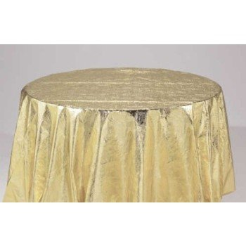 Gold Opalessence Octy-Round Tablecover