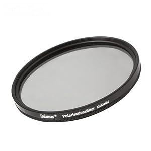 Delamax - Filtro polarizador circular (72 mm) - Electrónica Comentarios y más información