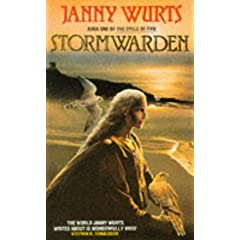 Stormwarden (Cycle of Fire 1) - Janny Wurts