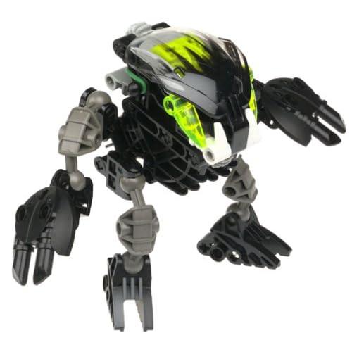 Lego Bionicle Bohrok Nuhvok Grey 8561 By Lego