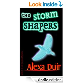 The Storm Shapers (Wyrdwolf Book 6)
