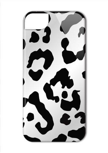 Great Sale Case Fun Apple iPhone 5 / 5S Case - Ultra Slim Version - Snow Leopard