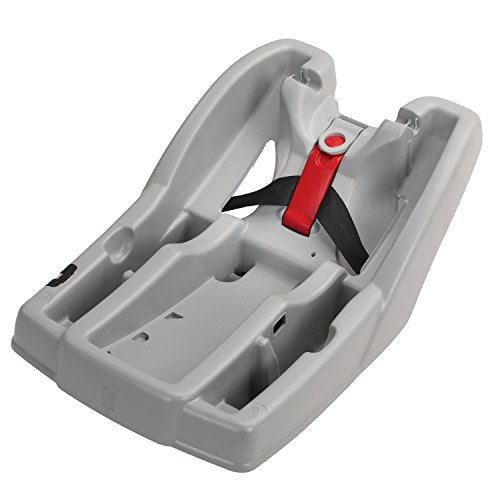 graco snugride click connect 30 35 lx infant car seat base silver new ebay. Black Bedroom Furniture Sets. Home Design Ideas