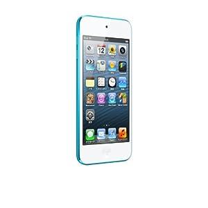 最新モデル 第5世代 Apple iPod touch 32GB ブルー MD717J/A