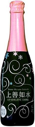 白瀧酒造 上善如水 スパークリング 瓶 360ml