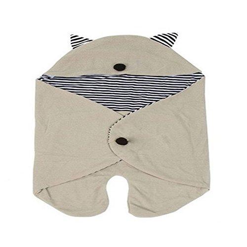 Docooler Multifunction Toddler Baby Infant Gremlins Sleeping Sack Bag Swaddle Warm Parisarc Blanket With Hood Sleeping Bag Wrapping Spring & Autumn front-199055