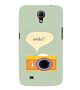 Ebby Premium Printed Mobile Back Case Cover With Full protection For Samsung Galaxy Mega 6.3 i9200 (Designer Case)